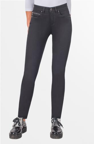 ADELE TROUSERS - black