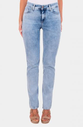 TROUSERS DAISY - blue