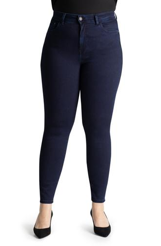 TROUSERS KAMA - dark blue