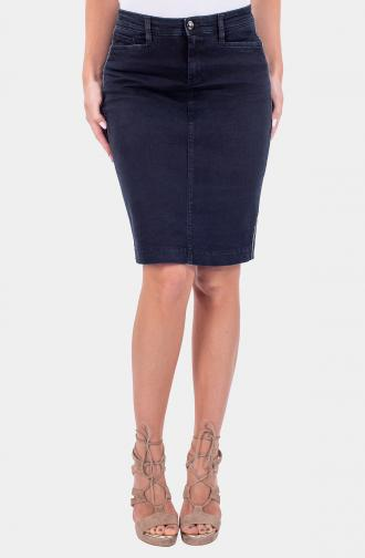 SKIRT KATE - dark blue