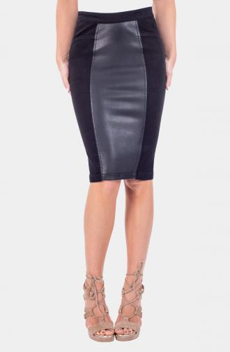 SKIRT KIA - black