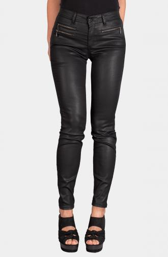 TROUSERS PAMELA - black