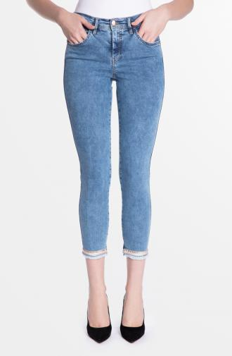 PAMELA TROUSERS - blue