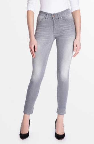 PAMELA TROUSERS - light grey