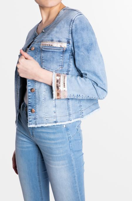 JACKET NOLITA - blue